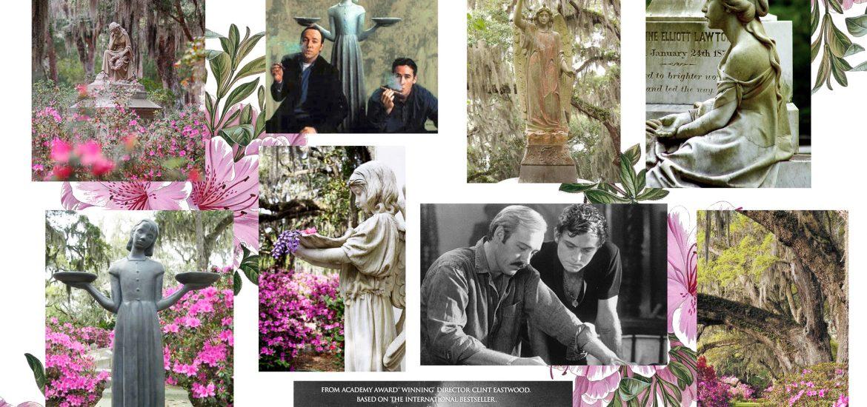 Bonaventure Cemetery - Midnight in the Garden of Good and Evil