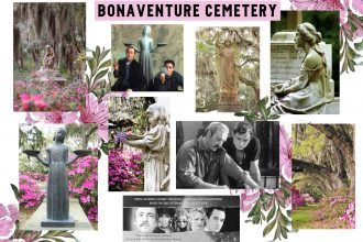 Bonaventure Cemetery - Midnight in the Garden of Good and Evil