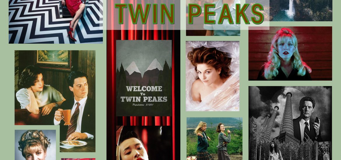 Twin Peaks Location and Mood