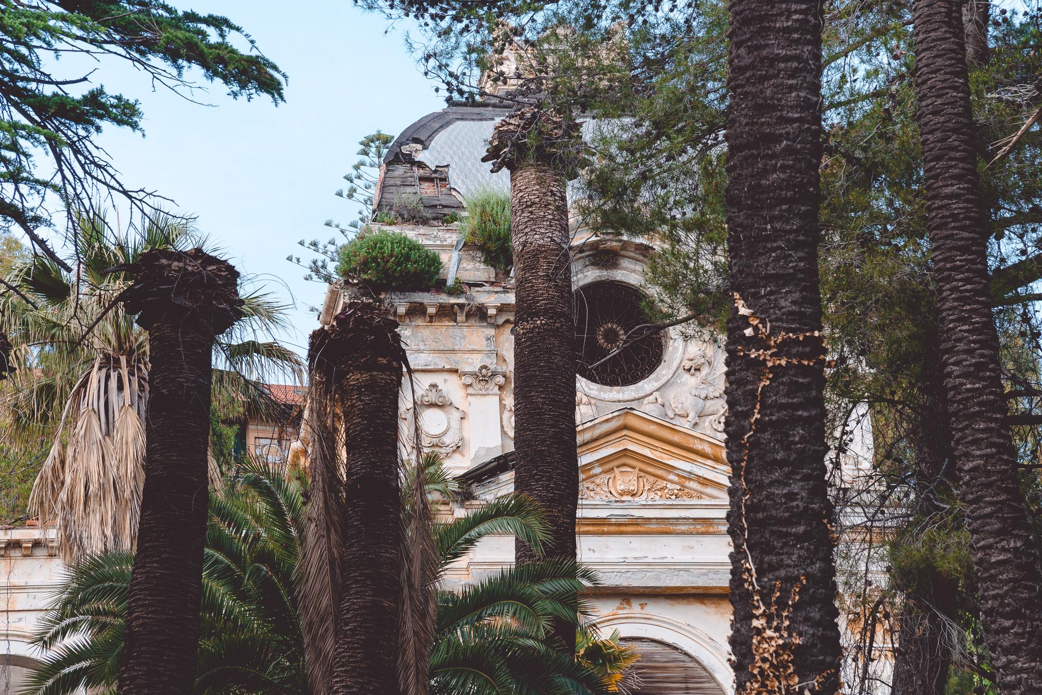 Ospedaletti - Villa Sultana - URBEX